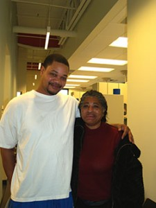 New Smiles for Dental Blitz patient Janice Bryant