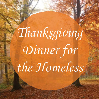 Image result for thanksgiving dinner for homeless